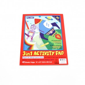 3 in 1 Activity Pad