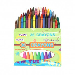36 Pack of Crayons