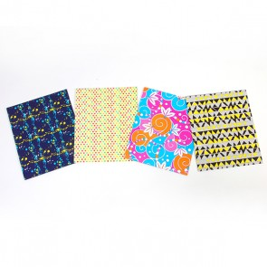 FLOMO Girl 2 Pocket Folders