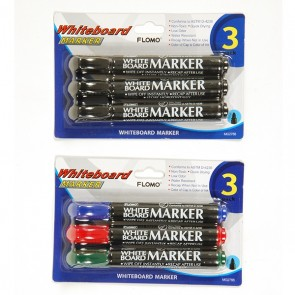 Dry Erase Whiteboard Markers by FLOMO