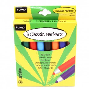 Flomo 8 Classic Markers