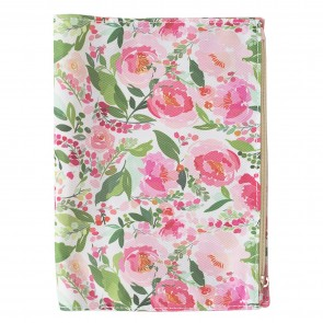 Canvas Pocket Journal Charlotte by Mary Square