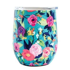 Stainless Drink Tumbler Nantucket by Mary Square