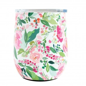 Stainless Drink Tumbler Charlotte by Mary Square