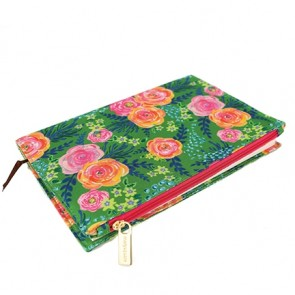 Canvas Pocket Journal Madison by Mary Square