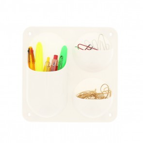 3 Bubble Wall Organizer