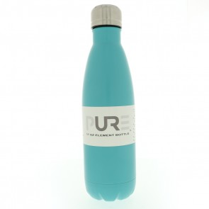 17oz Double Wall Stainless Steel Seafoam Bottle