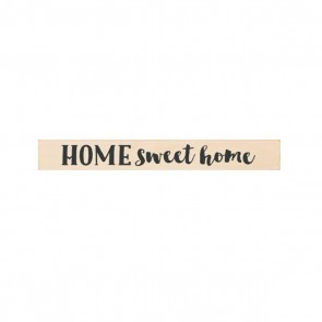 P. Graham Dunn Primitive Stick Plaque - 'Home Sweet Home' Room Decor