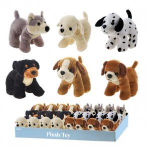 """5.5"""" Dogs : 6 Styles"""
