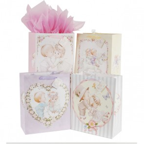 FLOMO Medium Petite Moments Wedding Gift Bags - Assorted