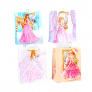 Princess Glitter Bag - Assorted Designs