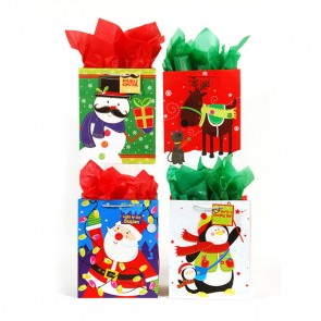 Large A New Season Gift Bags - Assorted