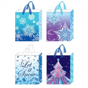 Extra Large Frozen Wonderland Gift Bags