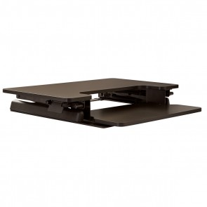 Prado Multiposition Desk Riser - Black