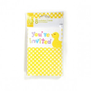 Baby Shower Invitation Cards by FLOMO