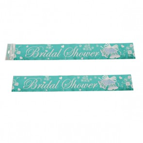 FLOMO Bridal Shower Banner