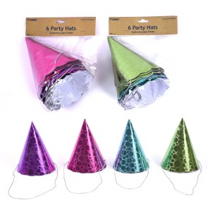 Birthday Shine Party Hats By FLOMO