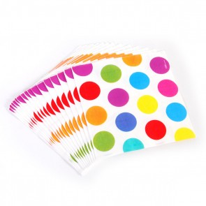 Polka Dot Party Napkins