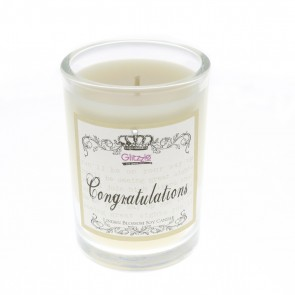 Congratulations Soy Candle