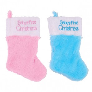 Stocking - Baby's First Christmas