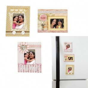 Mother's Day Magnetic Photo Frame
