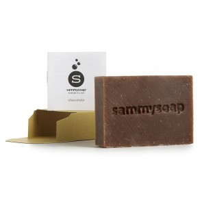 Organic Chocolate Soap Bar