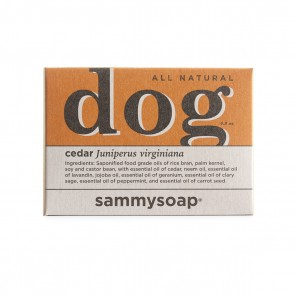 Dog and Pet Soap Bar - Cedar