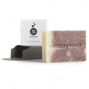 Rose Sandalwood Soap Bar