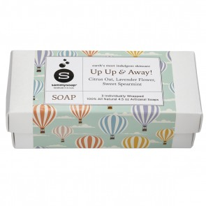 Up Up and Away! Soap 3 Pack Gift Box