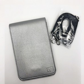 Save the Girls Metro Style Cell Phone Purse - Platinum