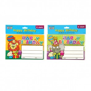 Happy Birthday Certificates