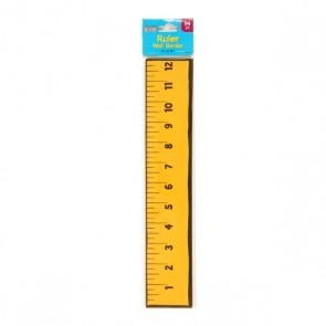 Teacher Building Blocks Ruler Border Strips