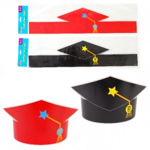 Teacher Building Blocks Fun Graduation Cap Pack