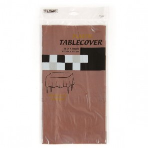 Chocolate Rectangular Table Cover