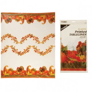 Thanksgiving Table Cover - Rectangular