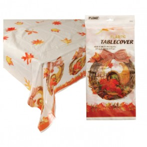 Cornucopia Table Cover - Rectangular