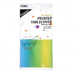 Ombre Confetti Rectangular Table Cover by FLOMO