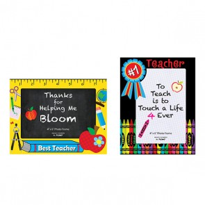 FLOMO Teacher Photo Frames