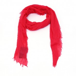 Classic Insect Shield Women's Summer Scarf - Coral by Tickled Pink