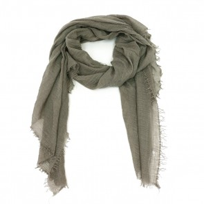 Classic Insect Shield Women's Summer Scarf - Taupe by Tickled Pink