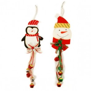 Christmas Pal Door Hanger