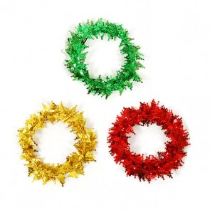 Christmas Tree Wire Garland