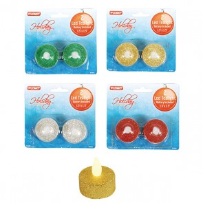 Christmas LED Tea Lights