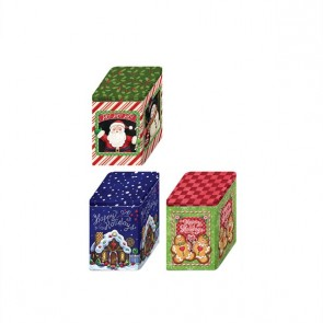 Christmas Tin Boxes