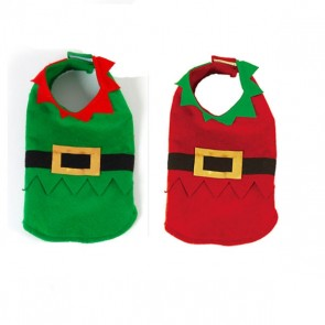 FLOMO Felt Elf Pet Coat