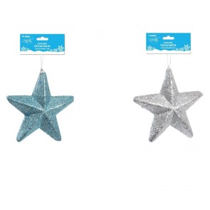 Large Foam Star Ornament by Holiday Essentials