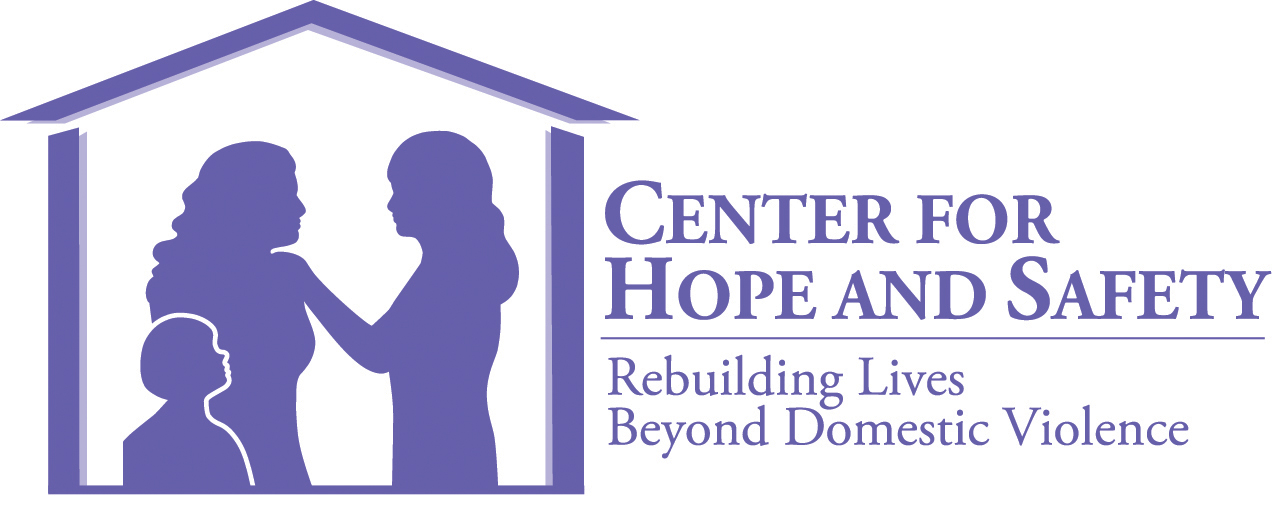 The Center for Hope and Safety logo